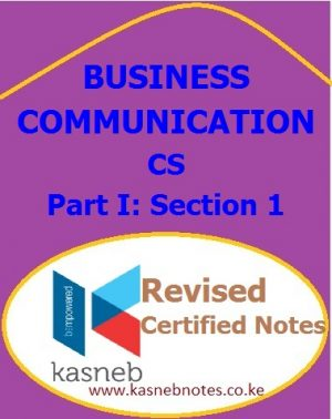 Business Communication notes